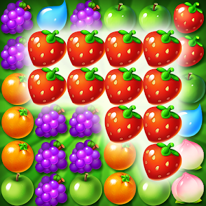 fruit harvest match 3 the best app – Try on PC Now