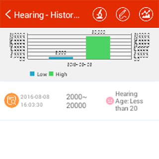 iCare Hearing Test Pro Screenshot 8