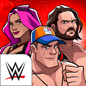 WWE Tap Mania: Get in the Ring in this Idle Tapper Icon
