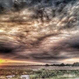 The Dragon Awakens by Lee Phedford - Landscapes Sunsets & Sunrises