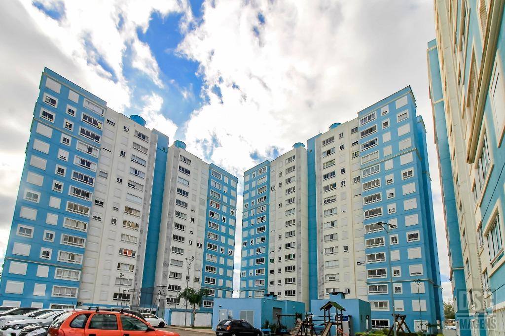 Apartamento 2 dormitórios com 2 vagas de garagem no bairro Passo das Pedras em Porto Alegre.