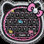 Black Diamond Kitty Theme Icon