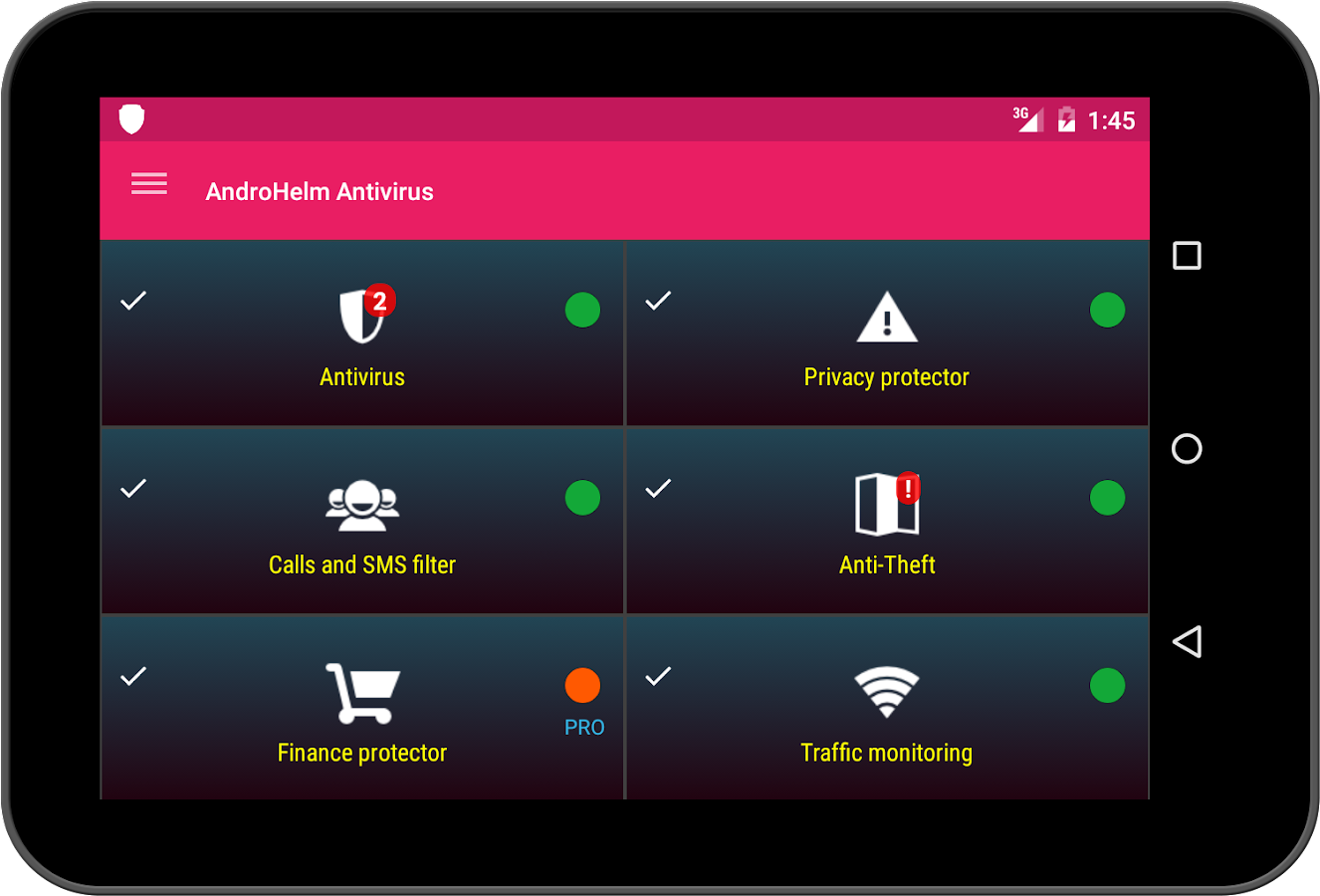 AntiVirus Android Security Screenshot 8