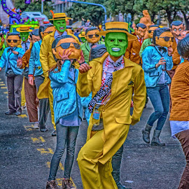 carnival time by Eseker RI - City,  Street & Park  Street Scenes (  )