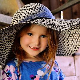 A Smile So Bright by Cheryl Korotky - Babies & Children Child Portraits