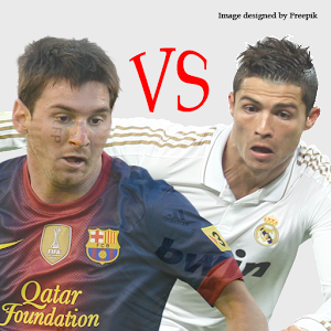 Messi VS Cristiano APK