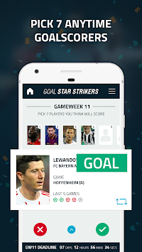 Goal Star Strikers APK screenshot thumbnail 2