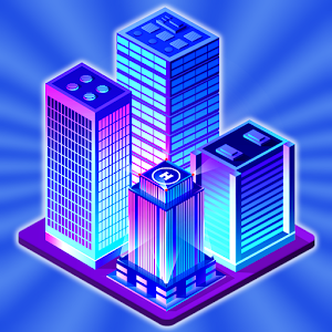 Merge City: idle building game For PC (Windows & MAC)