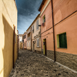 Cemtro Storico by Antonello Madau - City,  Street & Park  Historic Districts