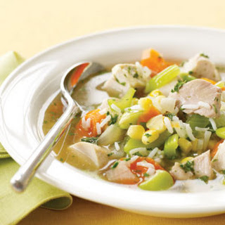 Turkey Vegetable Soup Spices Recipes