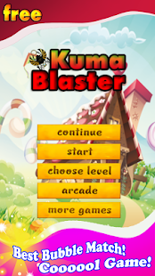 Kuma Blaze Blazter - screenshot