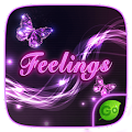 Feelings GO Keyboard Theme APK for Bluestacks