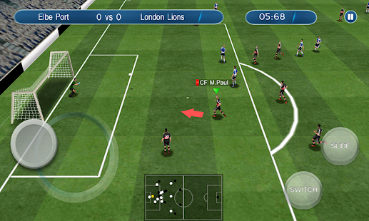 Football Champions Pro 2018 for pc