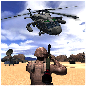 Army Helicopter Counter Battle