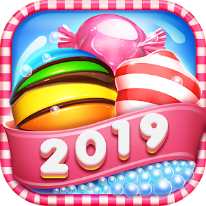 Candy Charming - 2019 Match 3 Puzzle Free Games For PC / Windows 7/8/10 / Mac – Free Download