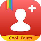 Cool Fonts for Instagram Icon