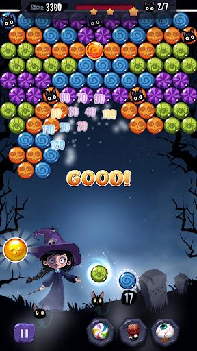 Spooky Bubbles For PC