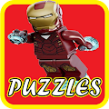 Puzzle lego avengers games APK for Bluestacks