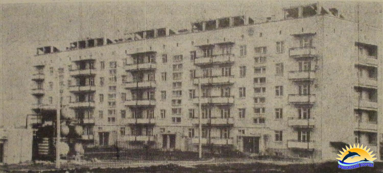 Очаков. ул. Строителей, 25