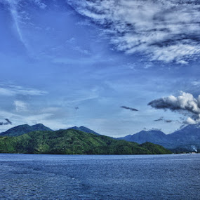 Tidore Island by Yoesrianto Tahir - Landscapes Mountains & Hills