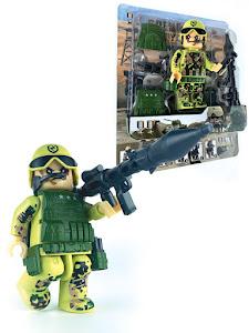 """Конструктор """"спец отряд"""" в пустыне базука"""