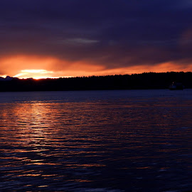 by Heather La Voy - Landscapes Sunsets & Sunrises
