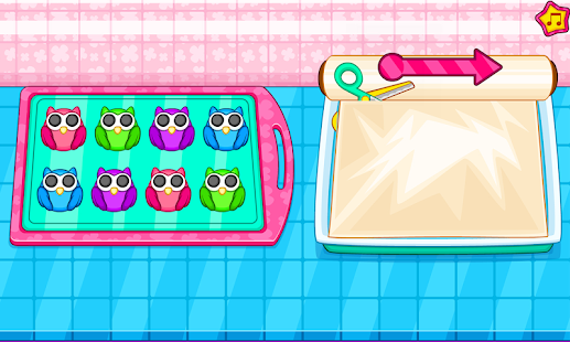 Free Cook owl cookies for kids APK for Windows 8