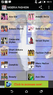 NIGERIA FASHION - screenshot