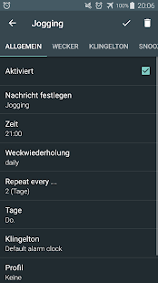 Wecker PRO Screenshot