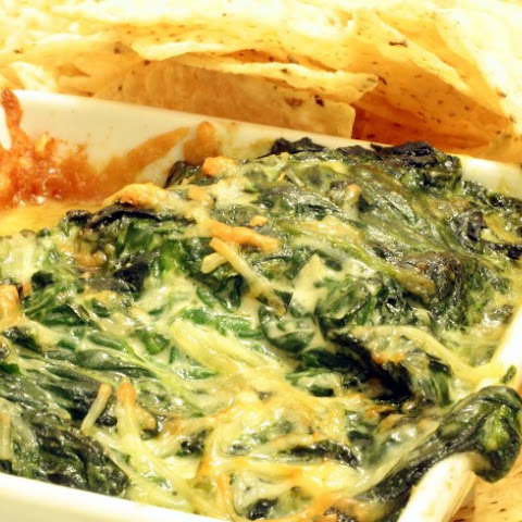 Cheddar's Spinach Dip