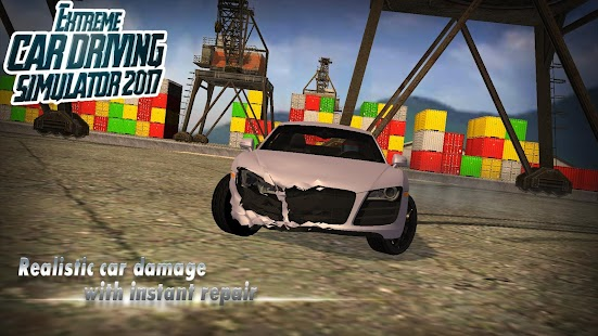 Extreme Car Driving Simulator 2017