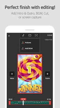 Mobizen Screen Recorder APK screenshot thumbnail 4