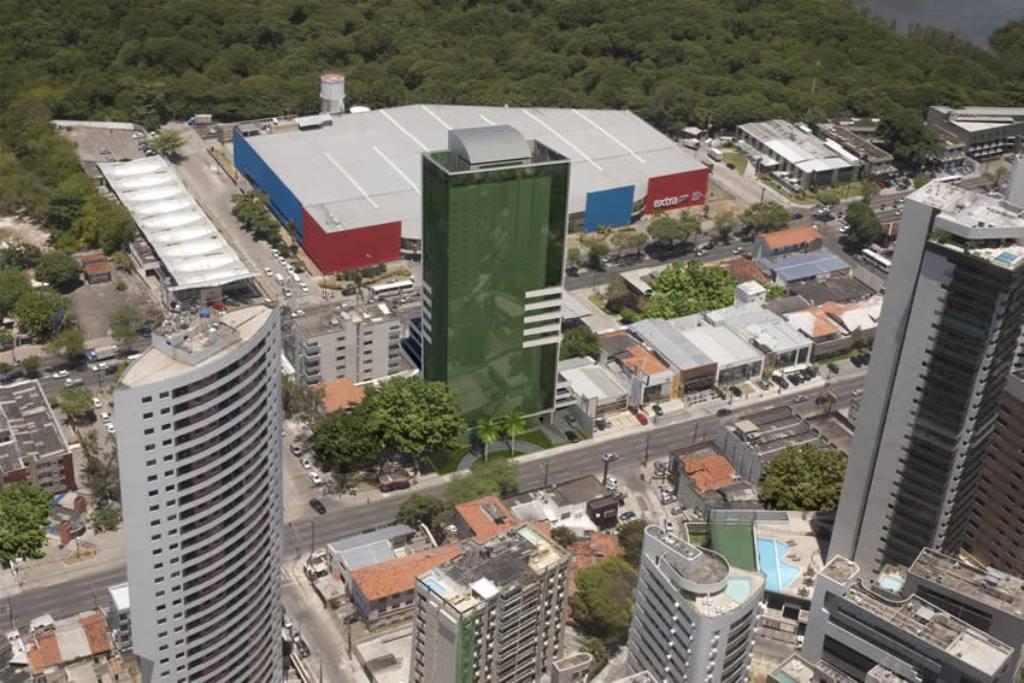 Sala, Boa Viagem, Recife (SA0294) - Foto 5