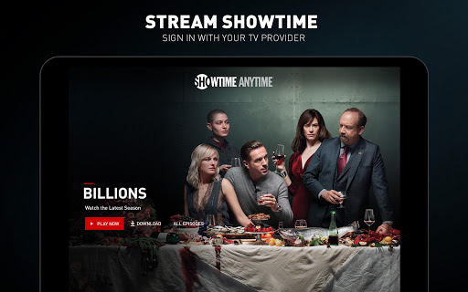 Showtime Anytime screenshot 11