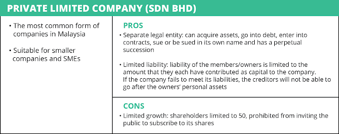 Private Limited Company (SDN BHD)