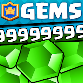 Gems for Clash Royale APK baixar