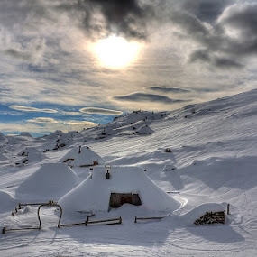 by Boštjan Peterka - Landscapes Mountains & Hills