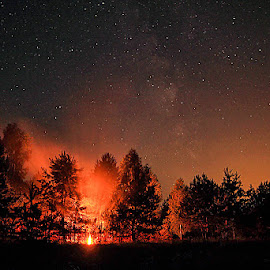 by Tarasij Zirob - Landscapes Starscapes ( zirob, korosten )