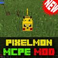 Download Pixelmon Mod for Minecraft PE APK