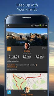 Sports Tracker Correr Ciclismo