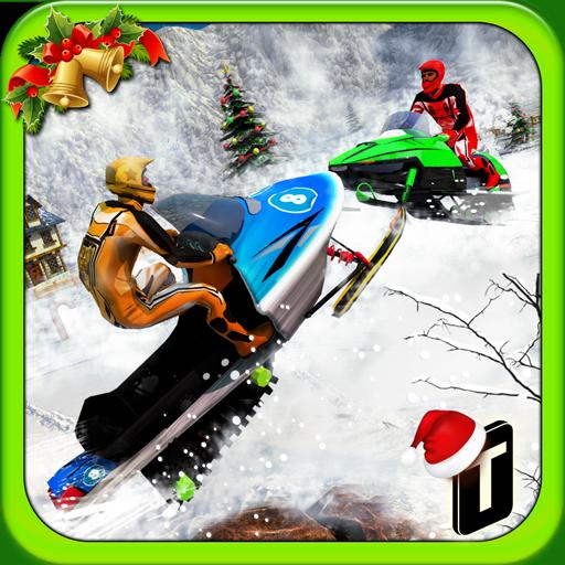 Snowmobile Crash Derby 3D (game)