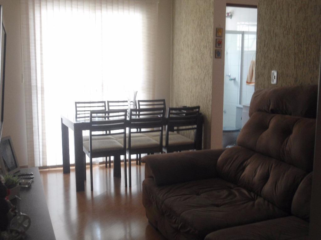 Apartamento Residencial à venda, Chácara Inglesa, São Paulo - AP0185.