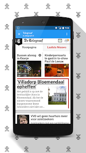 Holland Nieuws - screenshot