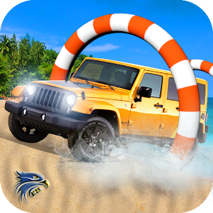 Download Water Surfer Beach Car & Jeep Float Driving 3D For PC Windows and Mac