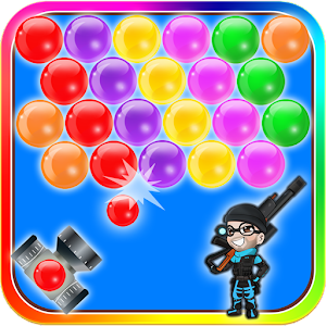 Sniper Bubble Shooter