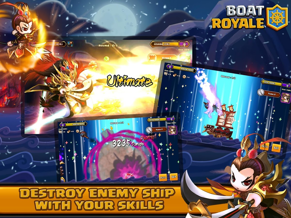 Boat Royale Screenshot 4