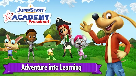 JumpStart Academy Preschool for pc
