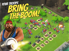Screenshot of Boom Beach
