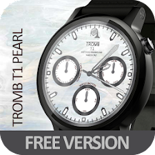 Tromb T1 Pearl Free Watch Face