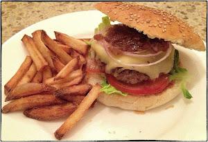 Manchego Burger